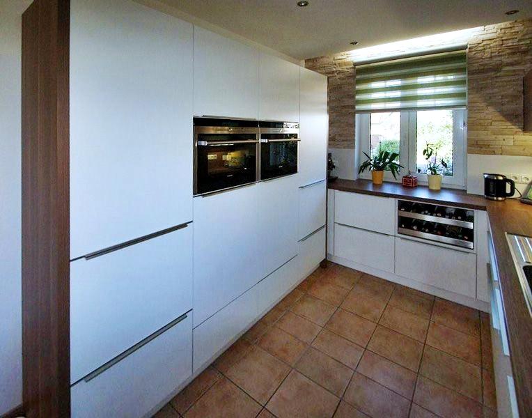 Moderne küchen mit halbinsel  MÜ Küche Zeitlos - ZORO WohndesignZORO Wohndesign