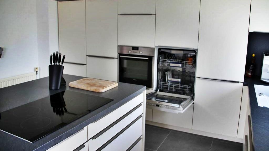 L-Küche Mit Kochinsel war nett ideen für ihr haus ideen